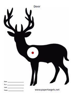 Deer Target