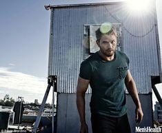 Kellan Lutz reveals secrets to his buff body in The Legend of Hercules | Mail Online