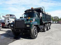 2000 MACK RD688S - Dump Truck Exchange
