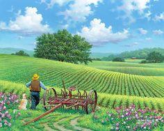 "John Sloane- ""Watching It Grow"""