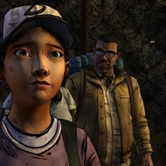 Clementine is a character from Telltale's Walking Dead game. Clementine's parents left her with a babysitter while they went to Savannah. After the outbreak, she was found by Lee, who decided to take care of her. The Walking Ded, The Walking Dead Telltale, Walking Dead Season, Walking Dead Wallpaper, Giant Bomb, Star Butterfly, Zombie Apocalypse, Season 2, Savannah Chat