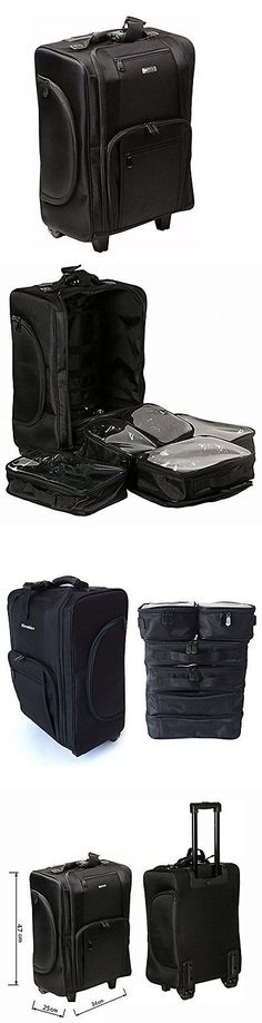 Rolling Makeup Cases Pro Aluminum Rolling Makeup Case Cosmetic - Aluminum trolley case pro rolling makeup cosmetic organizer