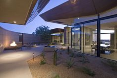 Gallery of Desert Wing / Kendle Design - 17