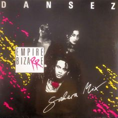 Rob & Fab Empire Bizarre before Milli Vanilli with the number Dansez