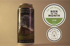 The Hop Review – Beer of the Month: Hailstorm Brewing Co. Prairie Madness Beer Of The Month, Pale Ale Beers, Tinley Park, Hail Storm, Bottle Shop, Brewing Co, Madness, Travel Photography, Canning