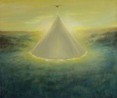 Mishkin II, 2012. 59 x 66 cm [23 x 25.9in]. Oil on Canvas.