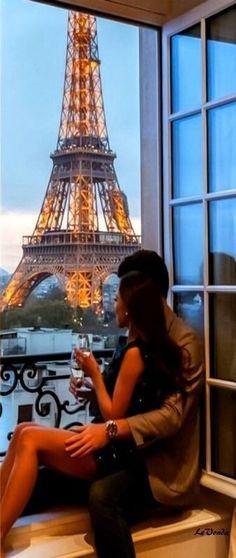 Hotel Paris, Paris Hotels, Couples Hotels, Dream Dates, Parisian Chic Style, Stylish Couple, Paris Love, Great Night, Have Fun
