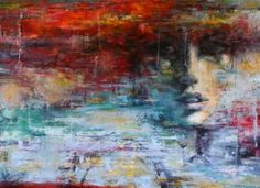 """Saatchi Art Artist Evelyn Hamilton; Painting, """"Catch me if you can"""" #art"""