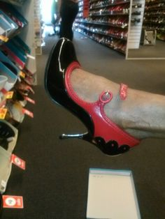 Classic retro shoes from Payless