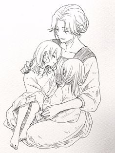 Anime Drawings Sketches, Anime Sketch, Cute Drawings, Family Drawing, Family Sketch, Character Drawing, Character Design, Poses Manga, Manga Drawing Tutorials