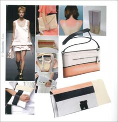 Bags Trend Book - S/S 2014