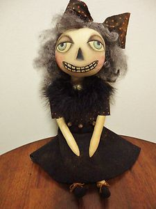 Halloween Folk Doll