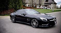 Brabus Mercedes-Benz SL550 Enhanced By Inspired Autosport