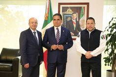 El gobernador de Michoacán se reunió con el comisionado nacional de Seguridad para revisar las acciones y estrategias que se han tenido en el estado para el fortalecimiento de la ...