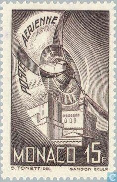 Monaco - Symbolic representations 1941
