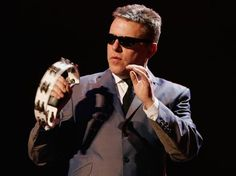 Classic Persol 2720 Sunglasses. Worn by Madness frontman, Suggs aka Graham McPherson.