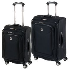 Travelpro Platinum Magna 2 Piece Spinner Luggage Set 21 25  http://www.alltravelbag.com/travelpro-platinum-magna-2-piece-spinner-luggage-set-21-25/