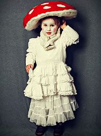 Heirloom Mushroom Costume (via Parents.com)