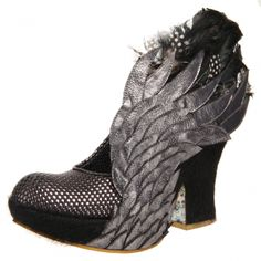Mayhem by Irregular Choice.   Now these are statement shoes.