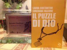 Il puzzle di Dio si è classificato secondo al premio letterario Amarganta