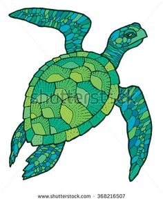 Sea Turtle Stock Photos, Images, & Pictures | Shutterstock