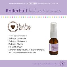 Recipes — Rollerball Make and Take