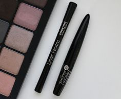 Rosy Disposition: Bourjois Eye Liners