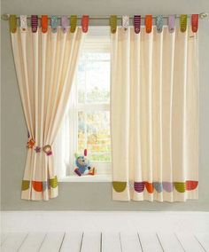 Unique Curtains : With Buttons Pcs Bowknot Tieup Roman Shades Livebycare  Sheer Balcony Balloon Window Curtain Voile Valance Drape Drapery Panels For  Tab Top ...