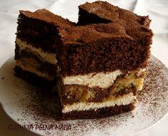 Food Cakes, Cake Cookies, Tiramisu, Cake Recipes, Good Food, Ethnic Recipes, Deserts, Cakes, Easy Cake Recipes