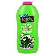 Breck for Kids Foaming Bubble Bath - Melon Burst 20 Oz. by Breck for Kids. $5.95. Moisturizes as it gently cleanses your skin. Enriched with Vitamins A, E and B5. Mild and Gentle for All Ages. Made in Canada.