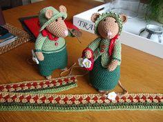 IN HET ROSE HUISJE: Crochet along 2014.
