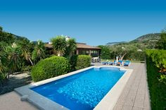 Villa Martorell Golf, Pollensa, Majorca, Spain. Find more at www.villaplus.com
