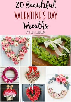 20 Beautiful Valentine