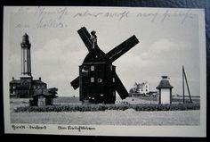 Ak Seebad HORST / NIECHORZE  Am Leuchtturm   1940