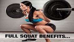 Full Squat Benefits…