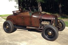 Patina Perfect: 1929 Ford Model A - http://barnfinds.com/patina-perfect-1929-ford-model-a/