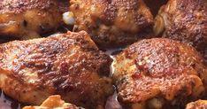 kurczak, drób, udka z kurczaka, pieczone udka, udka w majonezie, udka w ketchupie, marynowane udka, majonez, ketchup, obiad, święta, przyjęcie, soczyste udka, bez glutenu, Chicken Wing Recipes, Meat Recipes, Cooking Recipes, Quiche, Good Food, Yummy Food, Tandoori Chicken, Cooking Time, Food To Make
