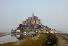 Le Mont St. Michel, France