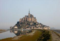 Le Mont St. Michel, France - amazing!!!