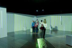 Exposición Carlos Cruz-Diez. El color en el espacio y en el tiempo