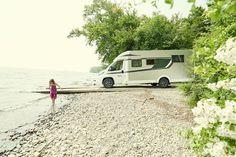 Mit dem #CARADO nach #Italien. #Reisetipps für eine aktive Tour an den #Gardasee.  #Wohnmobil #Reisemobil