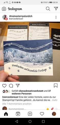 Christmas Card Crafts, Homemade Christmas Cards, Merry Christmas Card, Stampin Up Christmas, Christmas Cards To Make, Xmas Cards, Holiday Cards, Snowflake Cards, Hand Stamped Cards