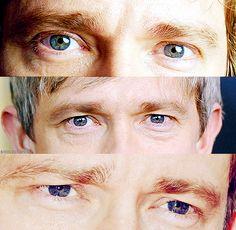 martin freeman beautiful eyes cosmos in his eyes Martin Freeman, Martin S, Benedict And Martin, Like A Sir, Sherlock John, Sherlock Holmes, 221b Baker Street, Wattpad, Emma Stone