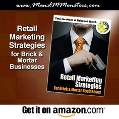The one thing that all retail businesses share is the need to get people to stop what they are doing in the world, put down their smart phones and computers, and walk in the door. This book can help with that!