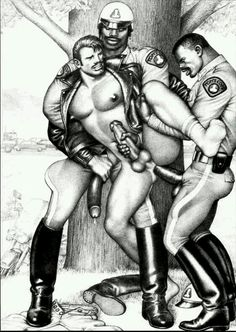 Tom of finland #TOF