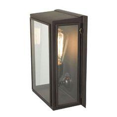 Source: Davey Lighting Box Wall External Light