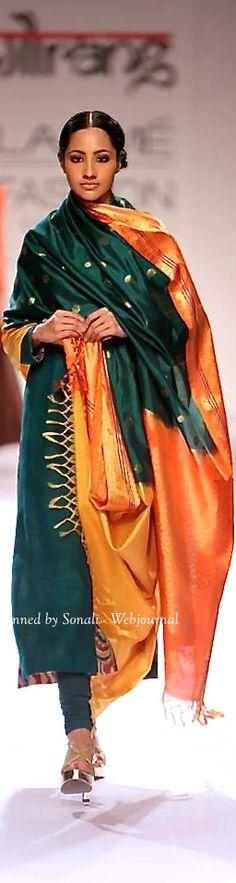 Gaurang Shah at Lakme Fashion Week Winter 2014
