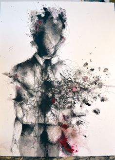 Eric Lacombe: Drawing