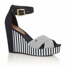 Summer musthaves: Tommy Hilfiger shoes #designershoes #summer #shoes