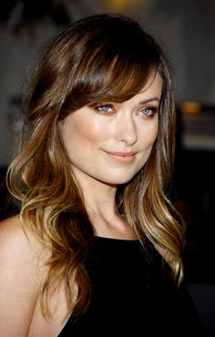 olivia wilde hair | Olivia Wilde radiated red carpet glamour at the October 20th premiere ...